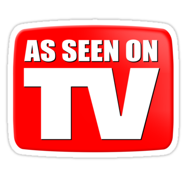 As Seen On Tv Store Png 375 360 See On Tv Tv Tv Store