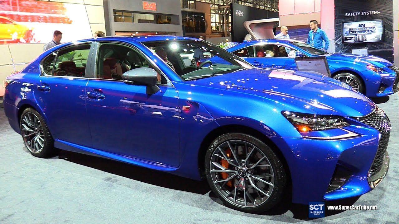 2017 Lexus GS F Exterior and Interior Walkaround 2017