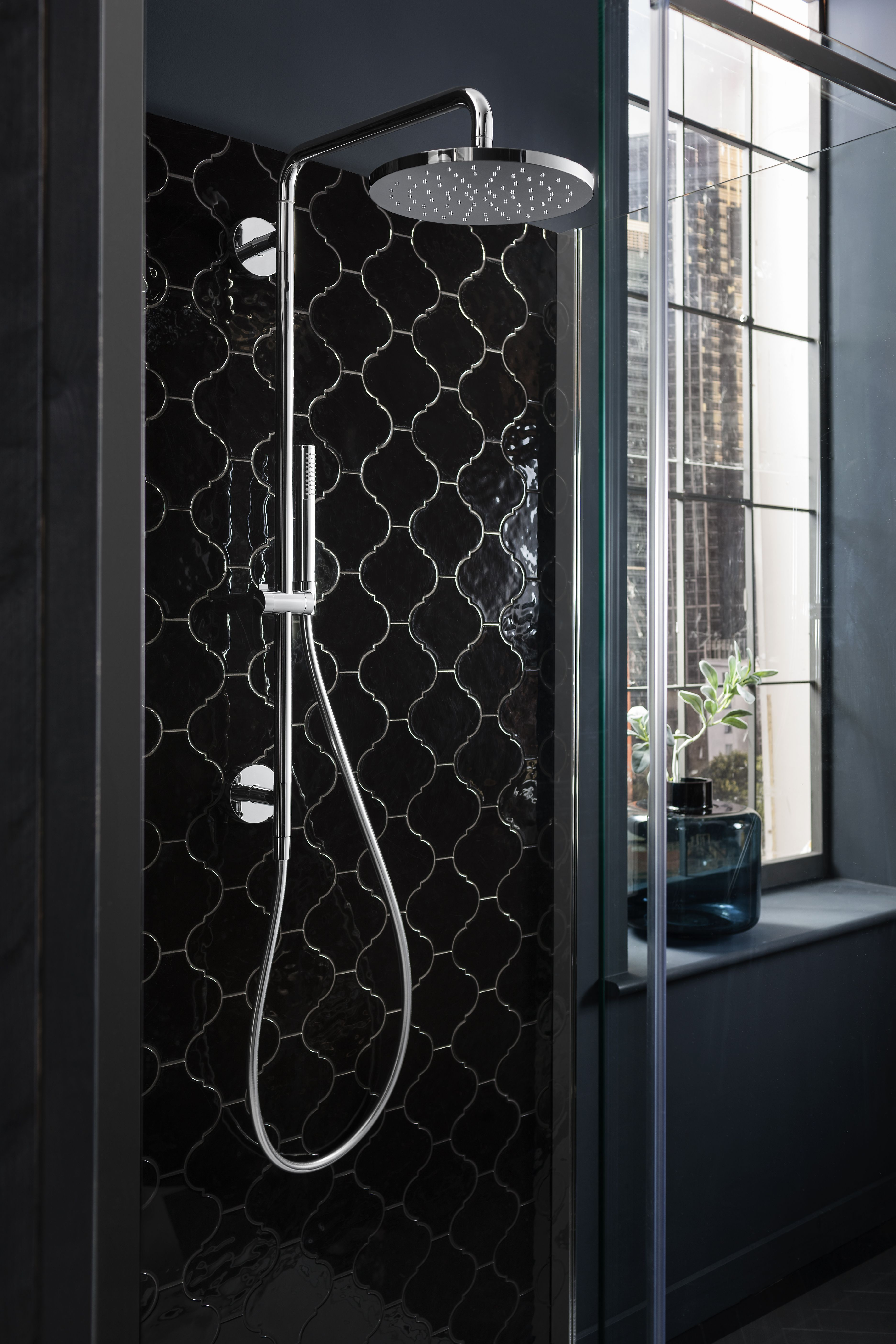 Design Exposed Thermostatic Shower Valve with Dial Fixed ...