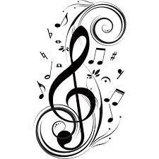 Clave De Sol Vectores Căutare Google Tatuaje De Notas Clave De Sol Simbolos Musicales