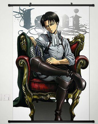 Wall scroll poster fabric painting for anime attack on titan levi wall scroll poster fabric painting for anime attack on titan levi 131 l unbelievable solutioingenieria Images