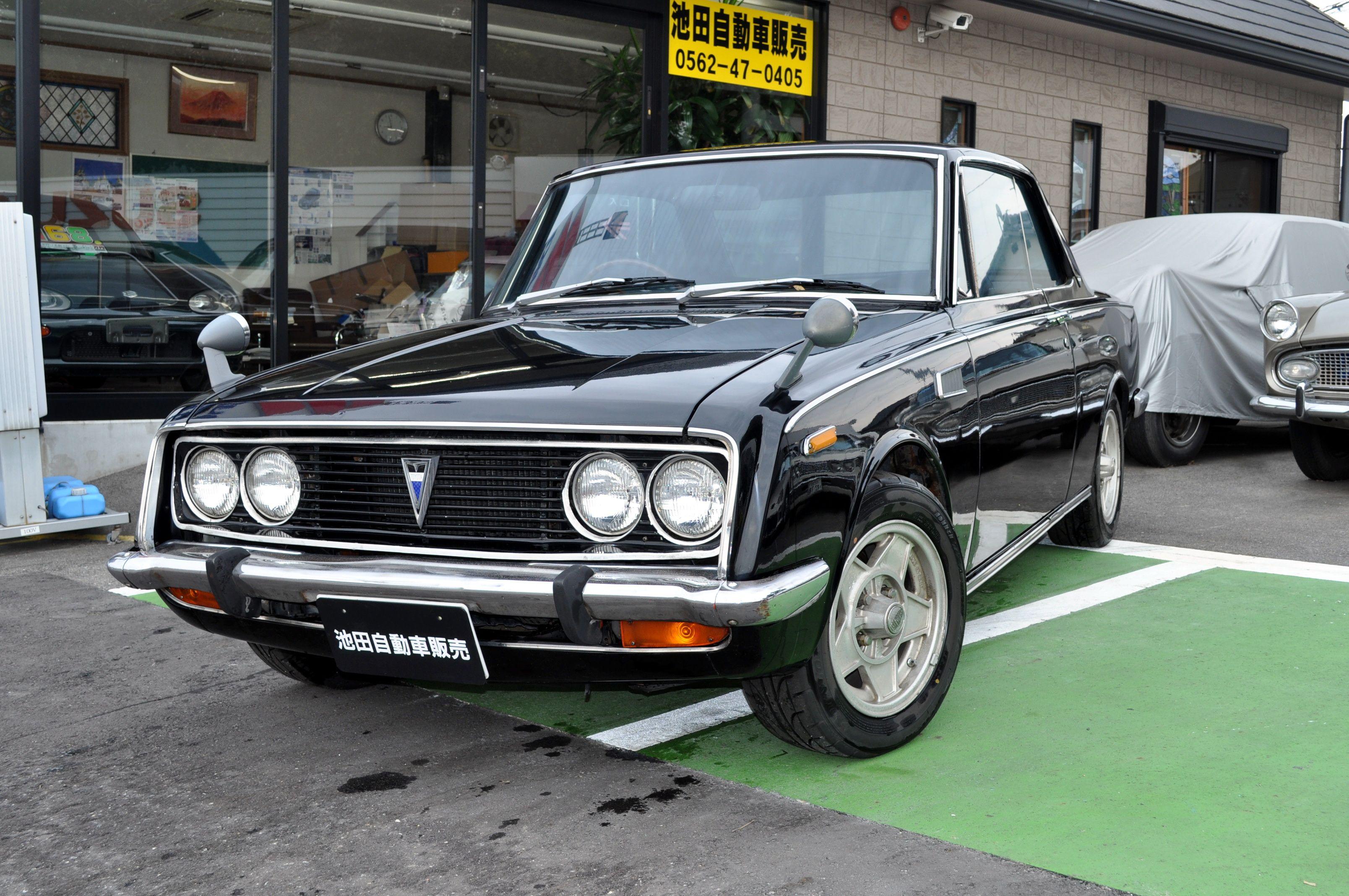 Toyota Corona Mark II | Classic Cars | Pinterest | Toyota corona ...