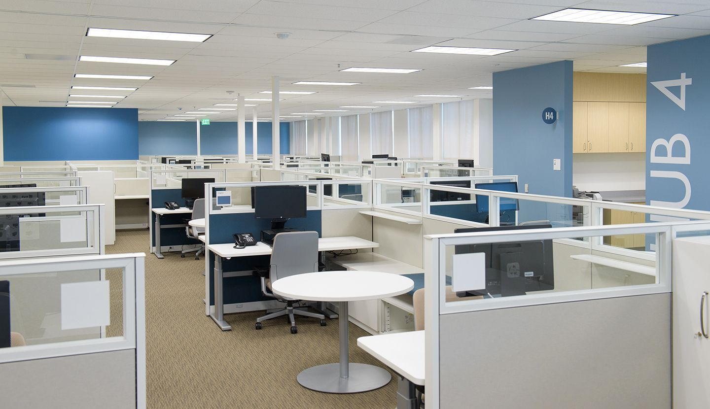 This was Kaiser Permanente's first My Workplace project with