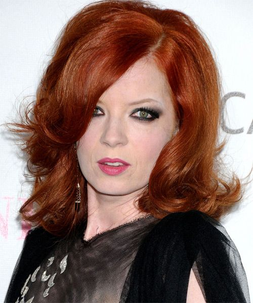 Shirley Manson Of Garbage Hair Styles Shirley Manson Hair Styles 2014