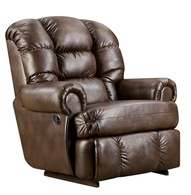 Big Man Reclining Chairs For The Big And Tall Wide Http Bigmanchair Com Big Man Recliner Chairs Htm Free W Leather Recliner Rocker Recliners Recliner Chair