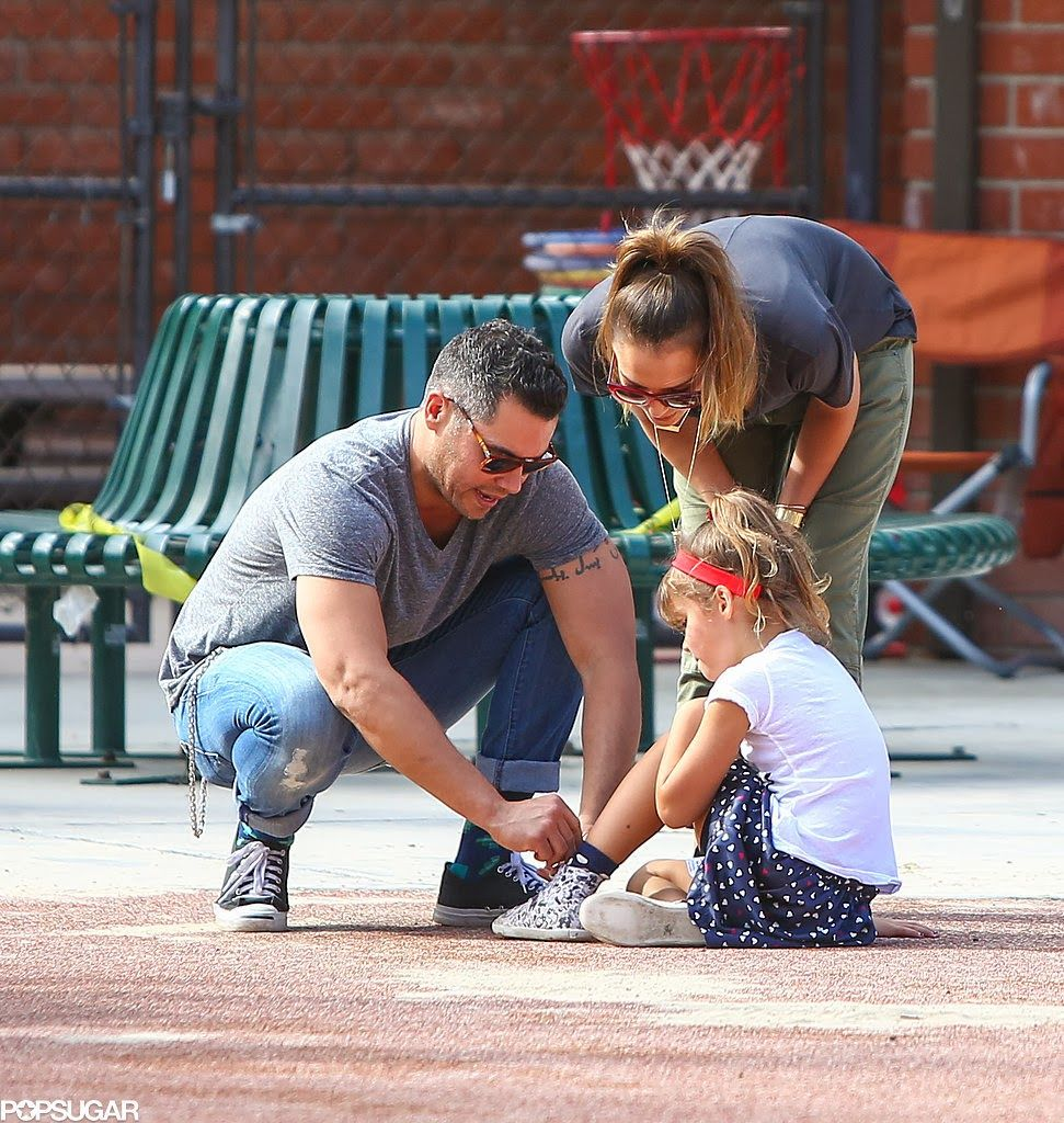 Celeb Diary: Jessica Alba and her family on a sweet park date in Los Angeles