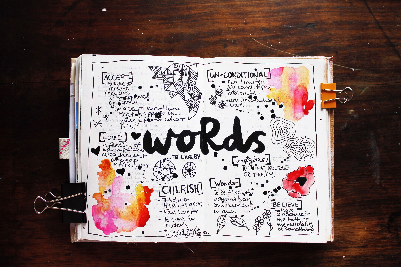 Get Messy | Season of Words | Week 5 | The Drawing Board