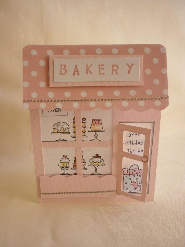 stampin up birthday bakery – Birthday Card Sets