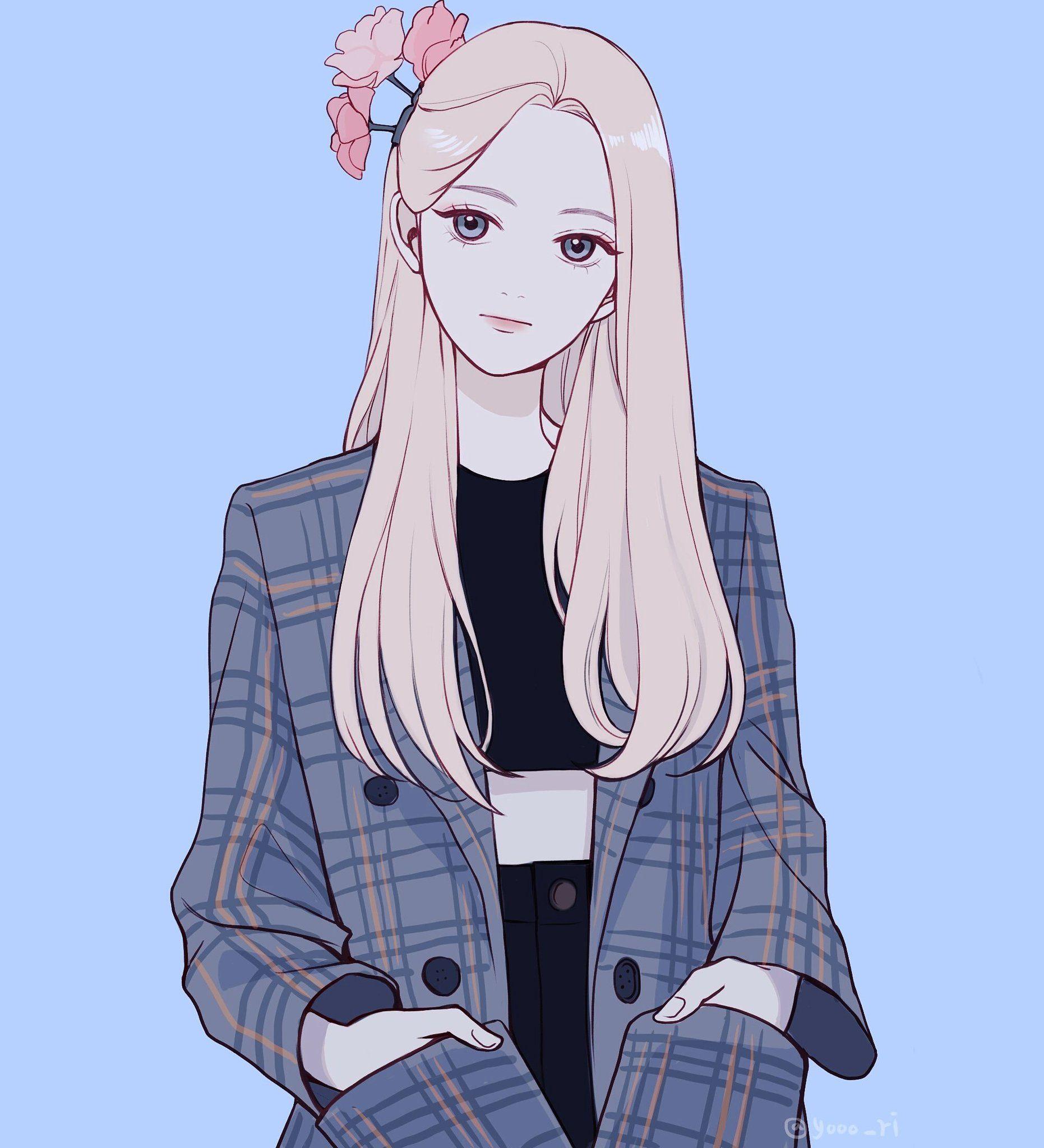 yori on Anime art girl, Character art, Anime art