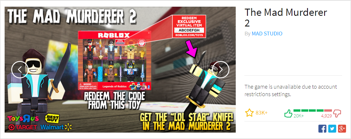 roblox arsenal account age not old