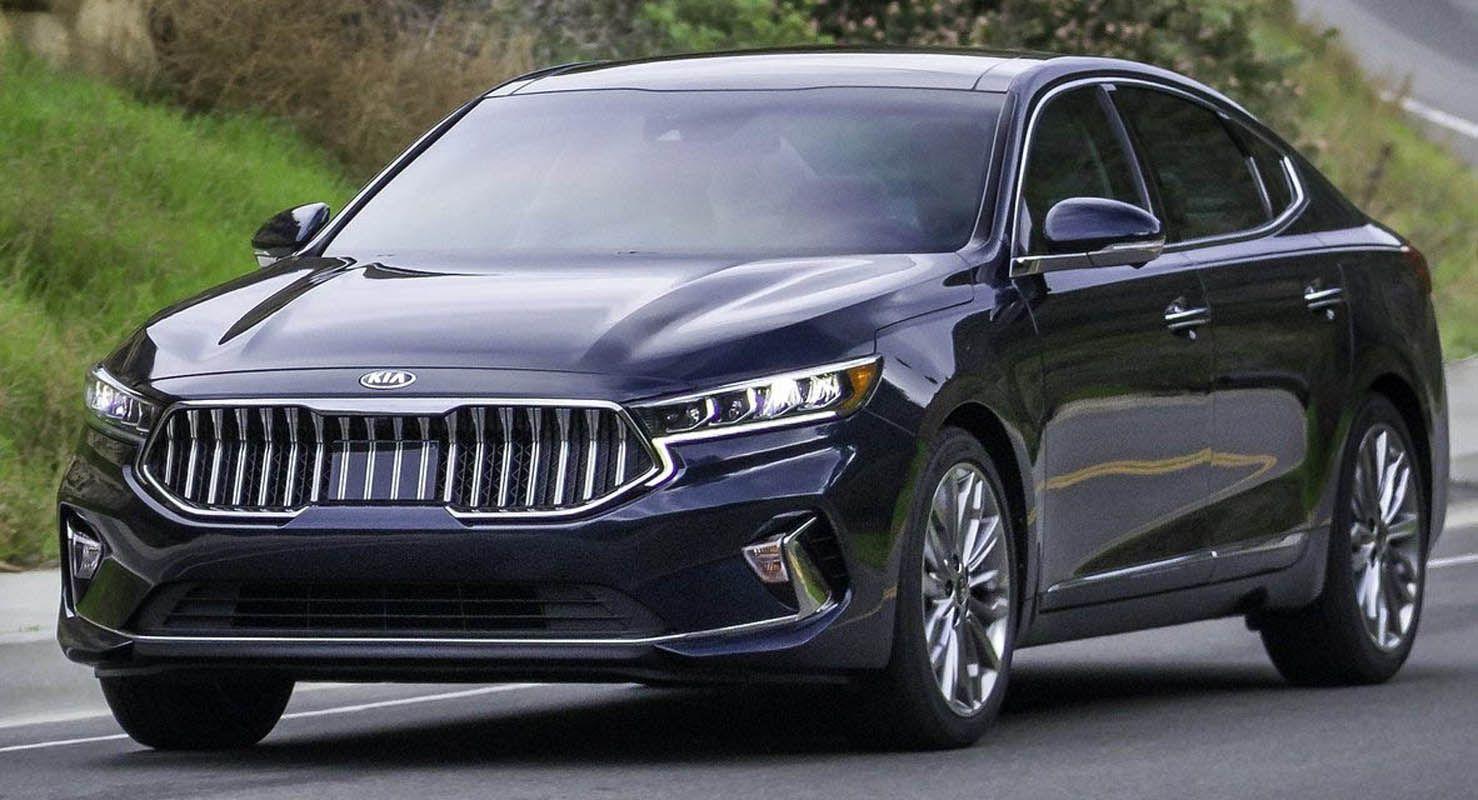 كيا كادينزا 2020 الجديدة كليا سيارة السيدان الكورية الأنيقة والفاخرة تتجد بشكل شبه كامل موقع ويلز In 2020 Vehicle Warranty Sell Car Kia