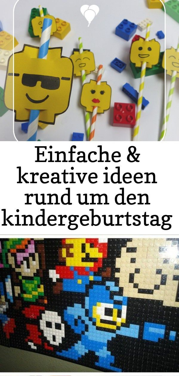 Einfache & kreative ideen rund um den kindergeburtstag - balloonas blog 16