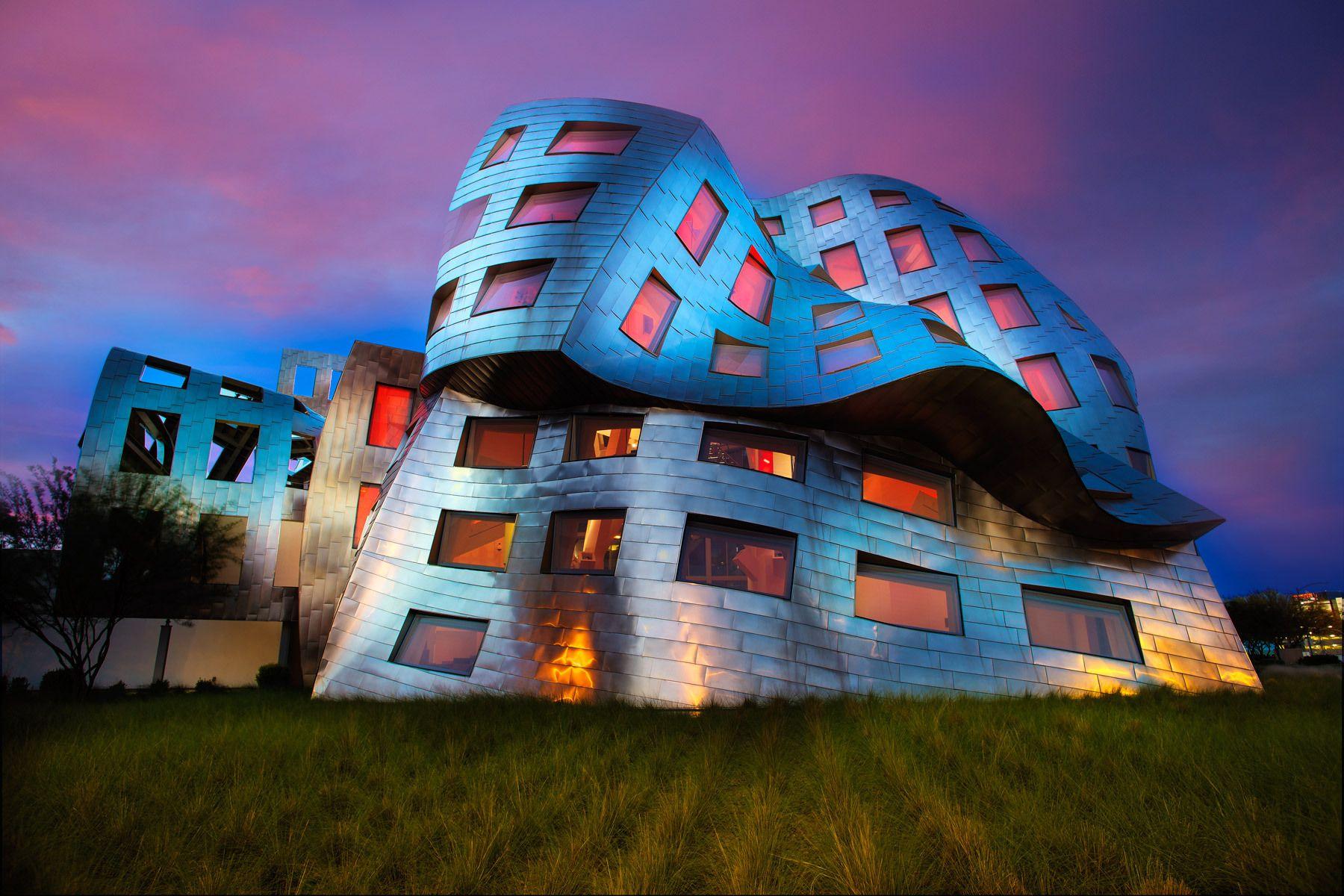 lou ruvo center for brain health architecture Google