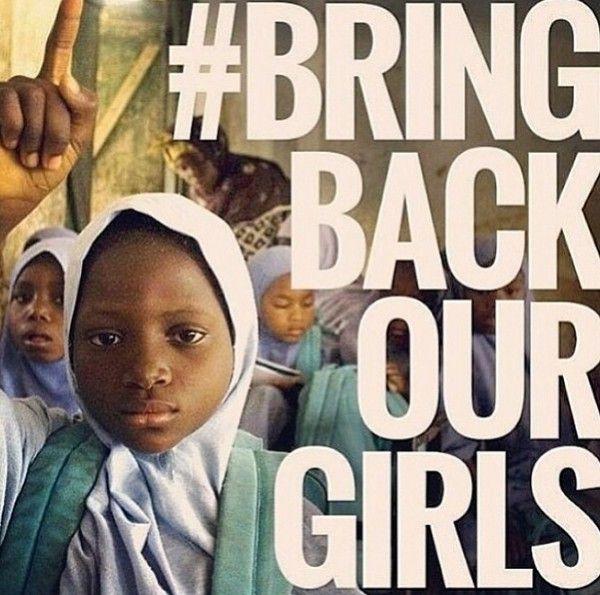 #BringBackOurGirls - Kevin hart - May 2014 - BellaNaija.com
