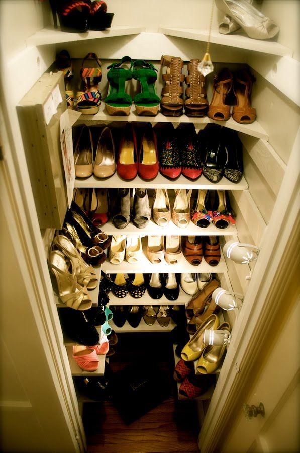 Shoe Closet | Shoe Closet Love.
