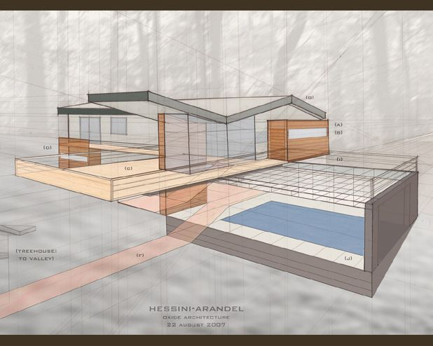 hessini arandel residence oxide architecture raleigh nc live