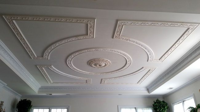Ceiling Moulding For Narrow Room Pop Ceiling Design Plaster Ceiling Design Ceiling Design