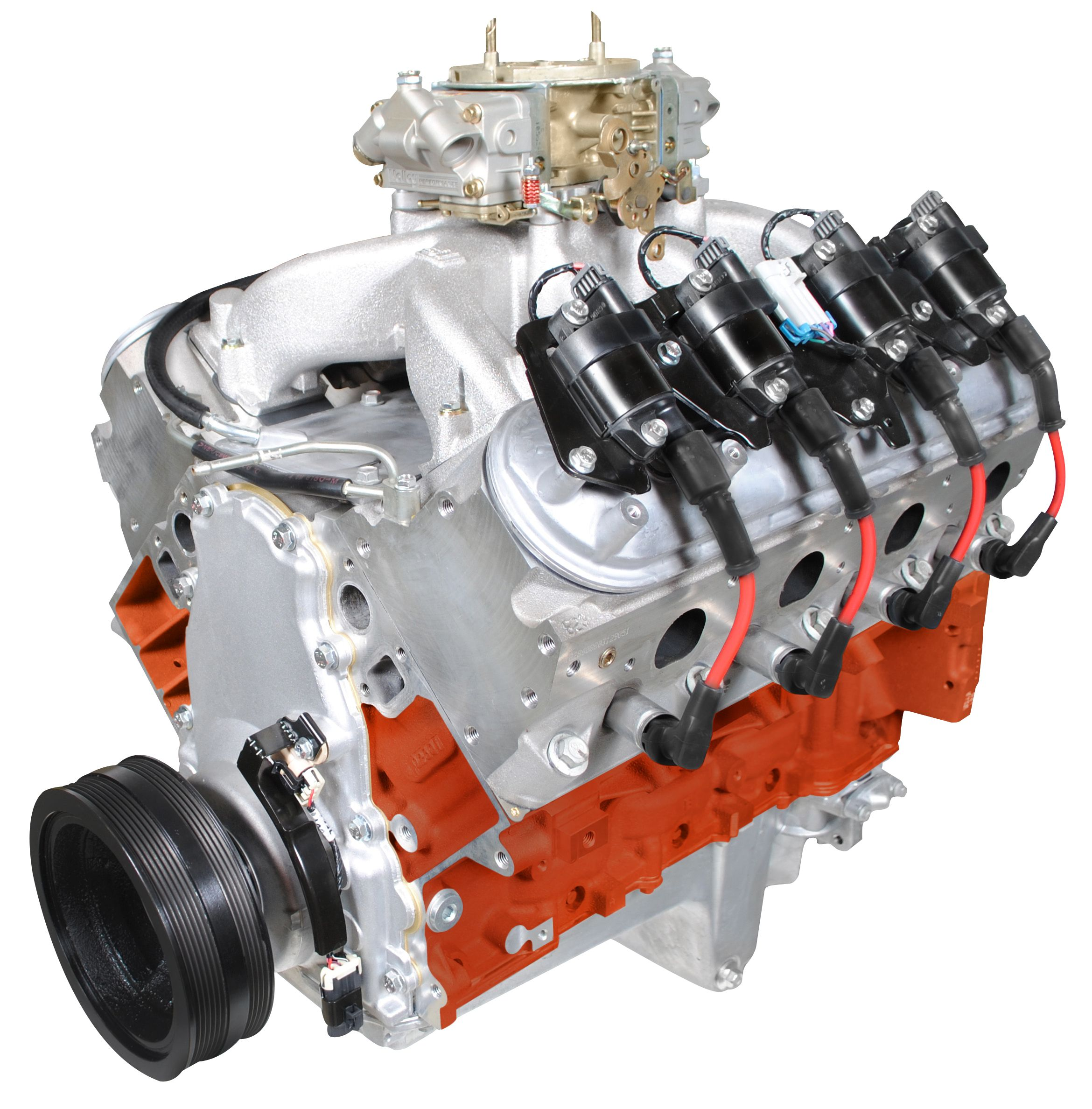 427ci Proseries Stroker Crate Engine Gm Ls Style Dressed