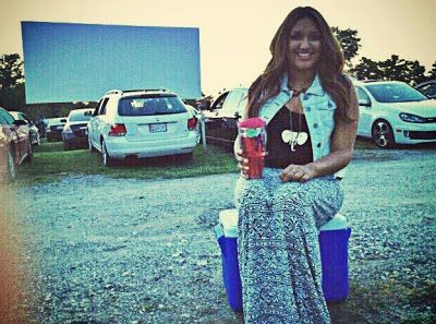 Friday Favorites Drive In Movie Theater Style Ootd Fall
