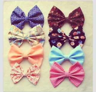 these #bows are #adorable