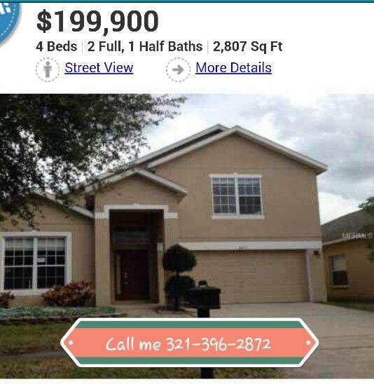 Beautiful home St Cloud Florida