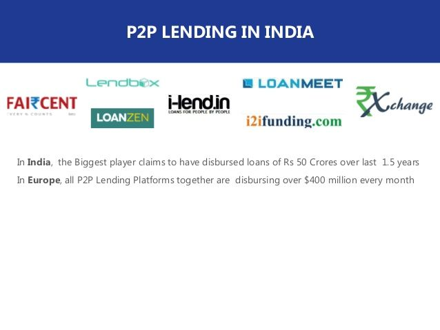 At P2p Easy We Plan To Address These Issues We Are Building A Platform That Both Borrower And Lenders Can Trust Be Peer To Peer Lending Money Lender Lenders