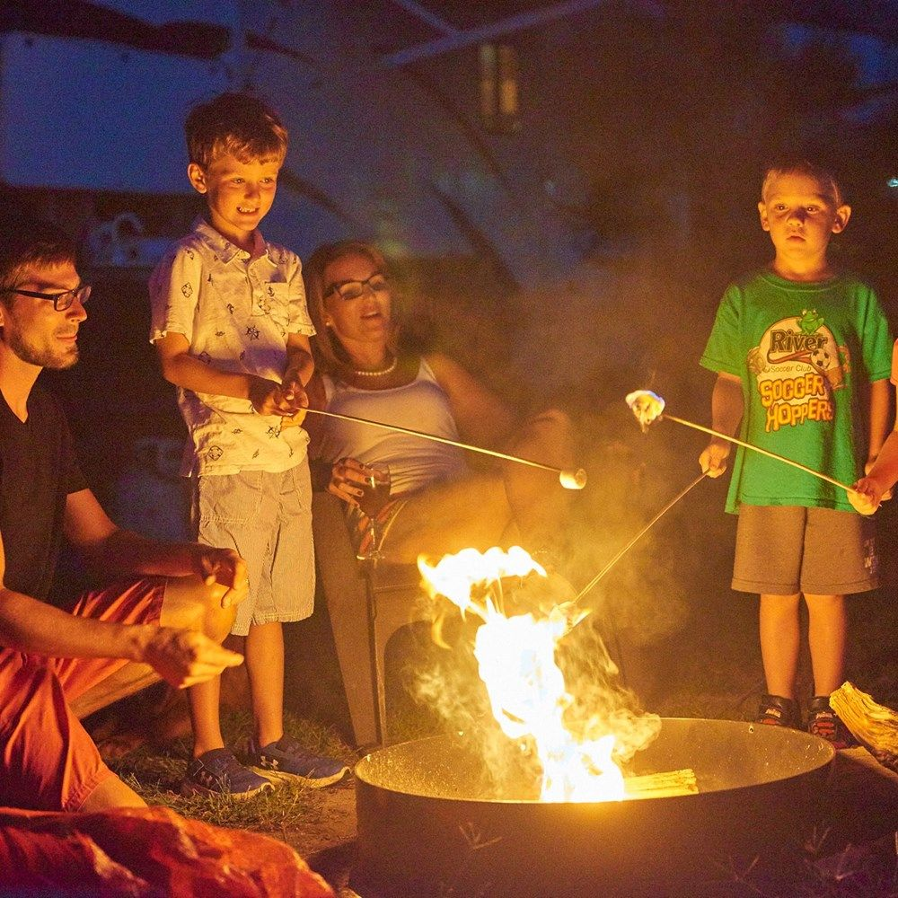 Coinjock, North Carolina Campground   Outer Banks West ...