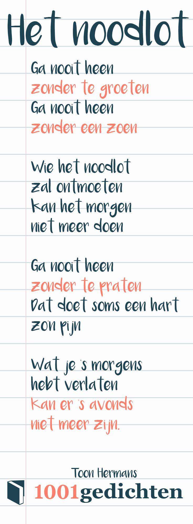 Toon Hermans Gedicht Geniet Van De Mooiste Gedichten Van