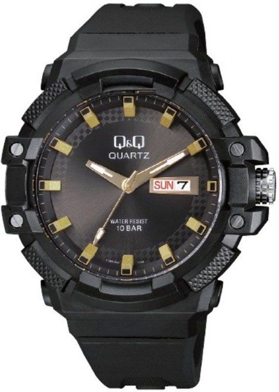 Мужские часы Q&Q A196J001Y – купить на ➦ Rozetka.ua. ☎: (044) 537-02-22, 0 800 503-808. Оперативная доставка ✈ Гарантия качества ☑ Лучшая цена $