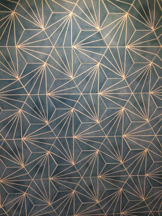 Fliesen mit geometrischen Formen fliesen tiles
