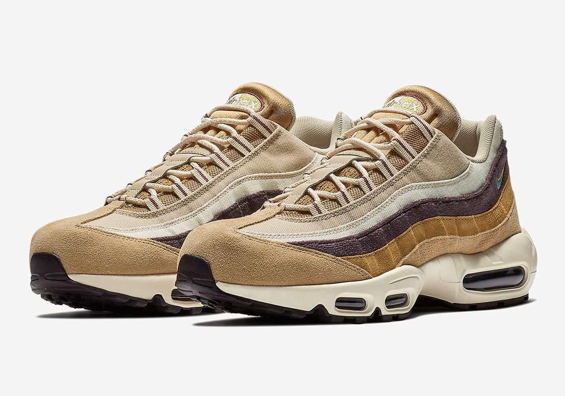 9199a1ed10 Nike Air Max 95 Desert Release Info 5384166-205 #thatdope #sneakers #luxury  #dope #fashion #trending