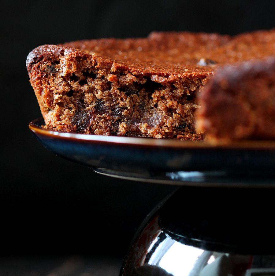 Vegan Richa: Spiced Fruit and Nut Cake Recipe