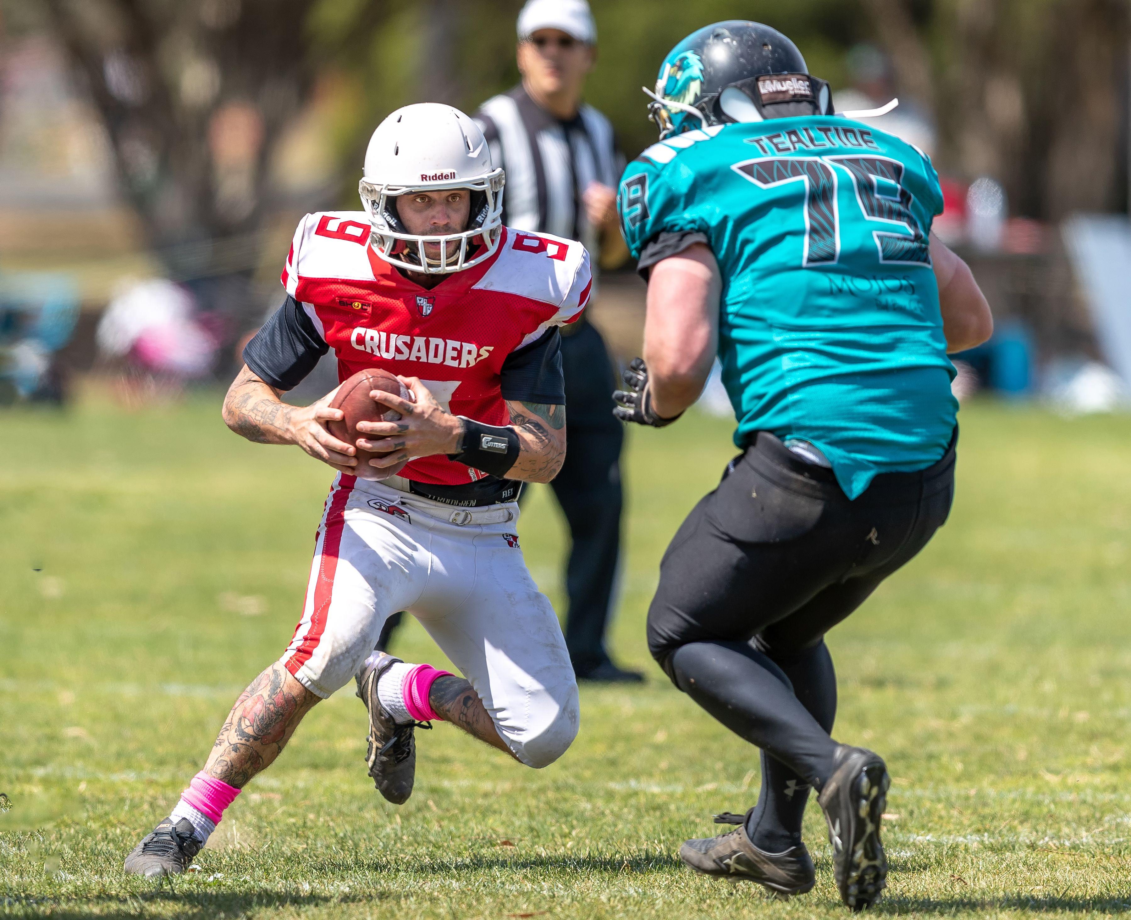 Gridiron Victoria American football league, Gridiron