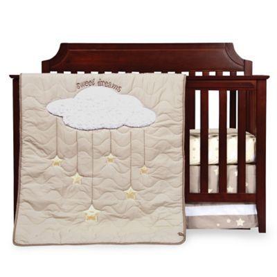 Trend Lab® Sweet Dreams 3Piece Crib Bedding Set