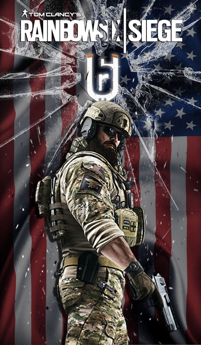 Tom Clancys Rainbow Six Siege Operation Dust Line Wallpaper With