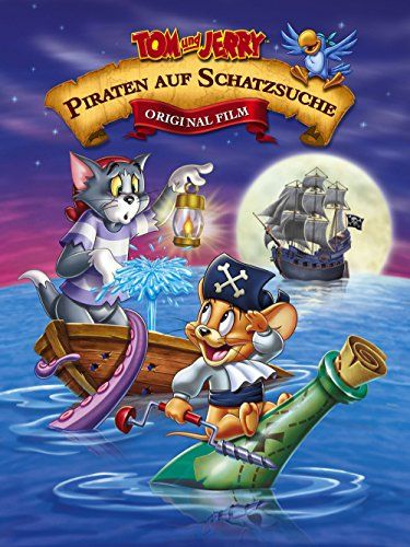 Tom Und Jerry Piraten Auf Schatzsuche