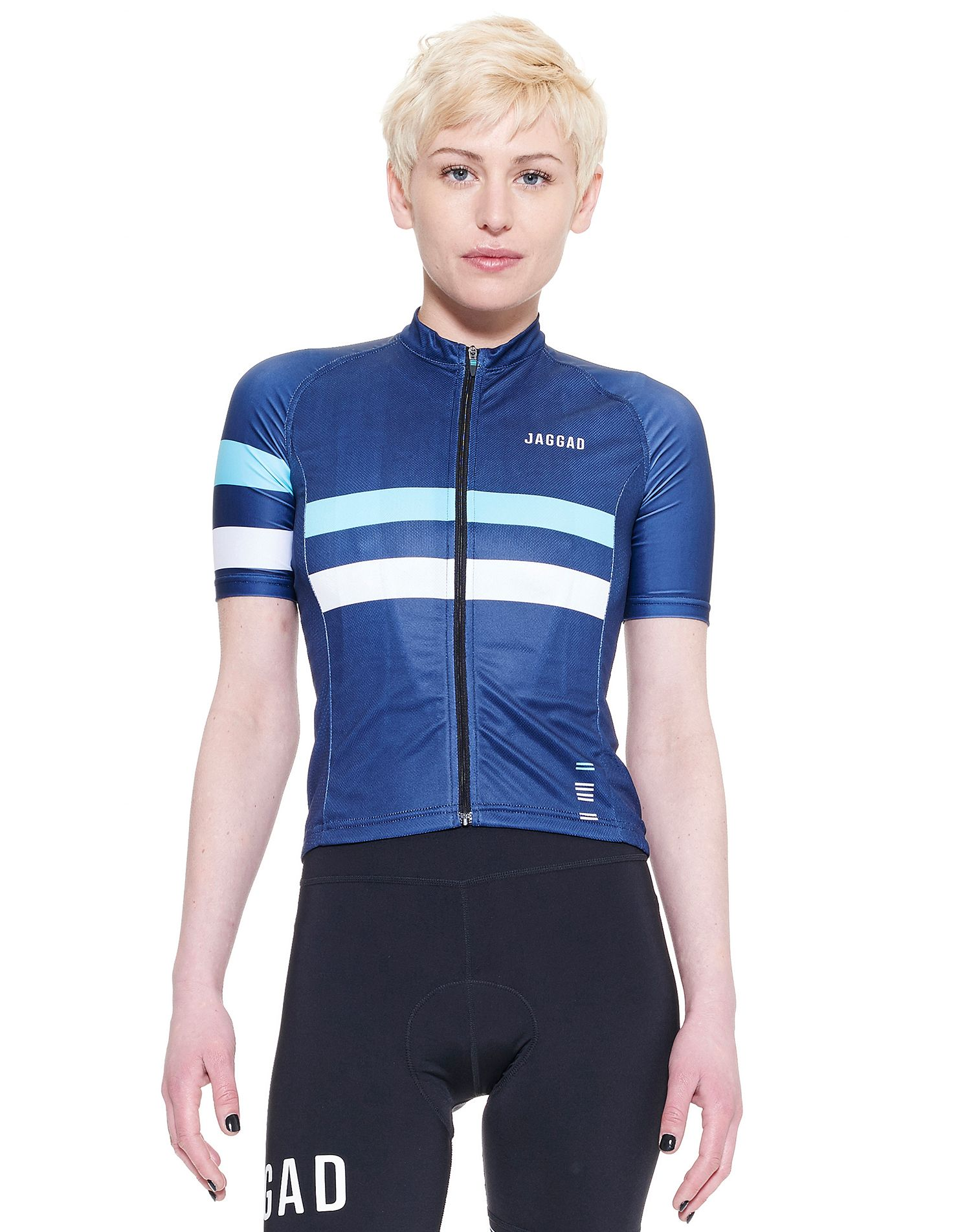 JAGGAD | Women's Rayure Cycle Jersey