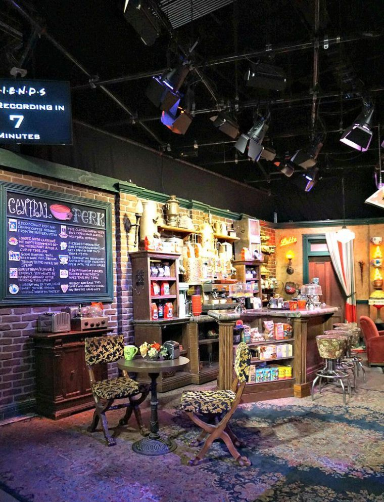 Calling All Friends Fans Visit The Real Central Perk This Darling World Central Perk Friends Central Perk Friends Set