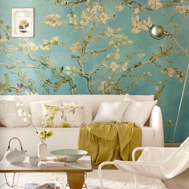 Wallpaper Almond Blossom Fashion in 2019