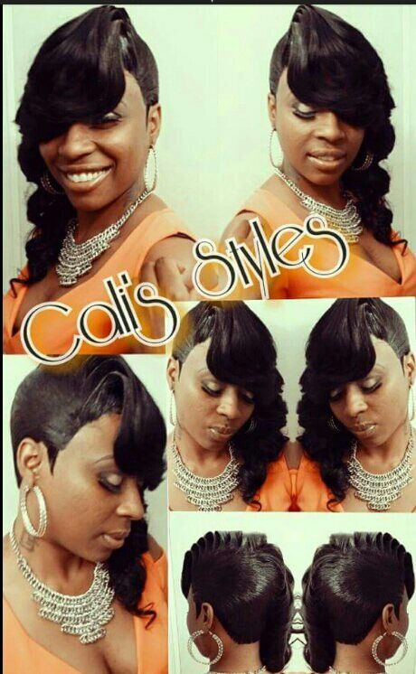 Awesome Calis Styles Hairstyles Pinterest Hairstyles For Women Draintrainus