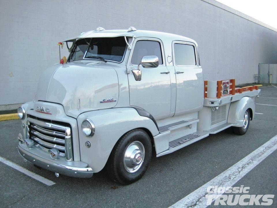 1953 GMC COE via Brothers Truck Parts Classic trucks