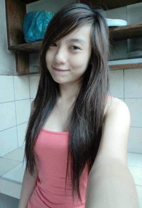 Cute Pinay Teen Selfie Pussy