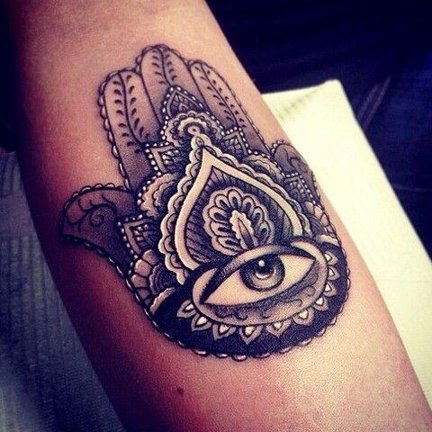 Eye Hand Mandala Tattoo Favim Com 2049690 Jpg 480 215 480 Ink Pinterest Tattoo Tatoo And