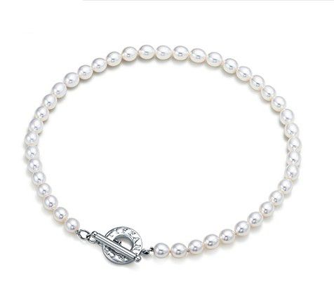 409325056 low-priced Tiffany And Co Freshwater Pearl Toggle Necklace sale online,  save up to 90% off being unfaithful limited offer, no tax and free shipping.