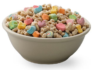 And Lucky Charms And If You Re Worried About The Marshmallow To Cereal Ratio Don T Ask Food Food Fanatic Kids Breakfast Cereal