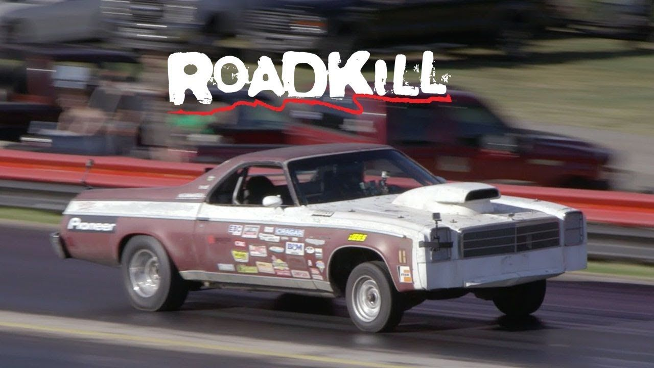 Rescuing an Old Drag Race Car - Roadkill Ep. 69https://youtu.be ...