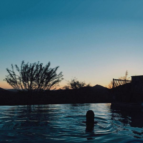 Selena gomez s infinity pool swimming pool ideas - Swimming pool marie madeleine lyrics ...