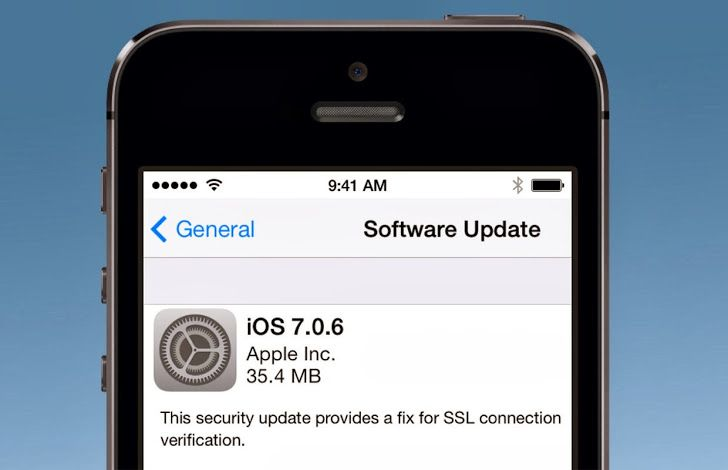 Apple's iOS vulnerable to Maninthemiddle Attack