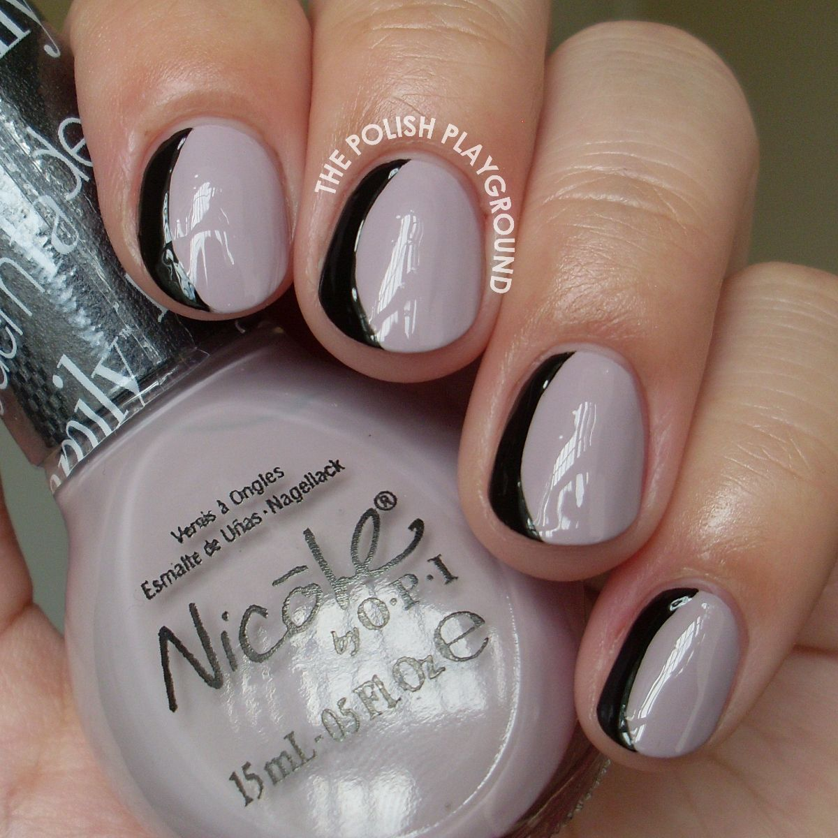 Twinsie Tuesday: Sideways French Manicure | Nail Crush | Pinterest ...