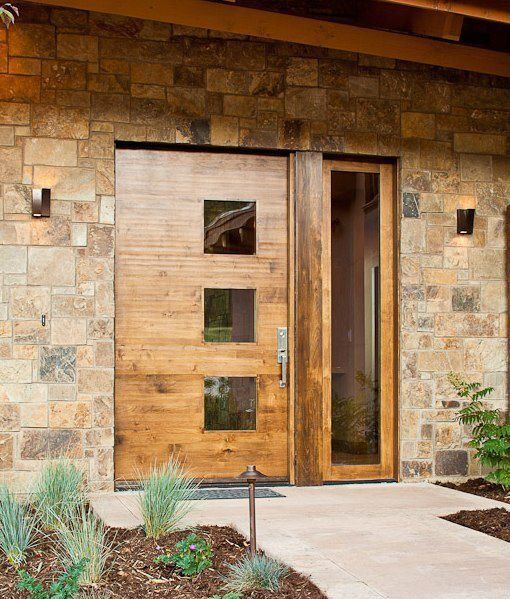 Contemporary Front Door Find More Amazing Designs On Zillow Digs